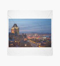 Quebec City Lights Scarf