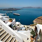 Views from Santorini by John44