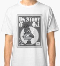 Da Story O' O.J. Stamp Classic T-Shirt