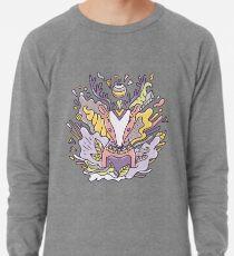 Abstract deer Lightweight Sweatshirt