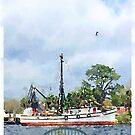 Shrimp Boat  by Statepallets