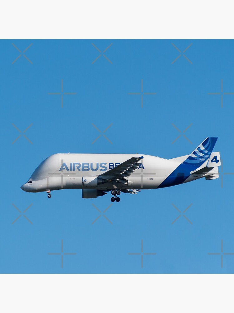 Airbus Beluga number 4 by Russell102
