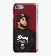 Ice Cube (DOUGHBOY) Artwork iPhone Case/Skin