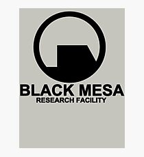 Black Mesa Research Facility Photographic Print