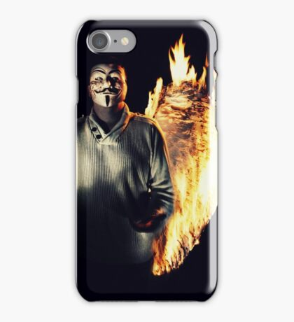 I Aint no Angel iPhone Case/Skin