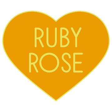 Ruby Rose by doom-and-gloom