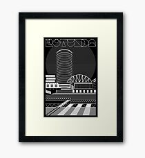 Rotunda II Framed Print