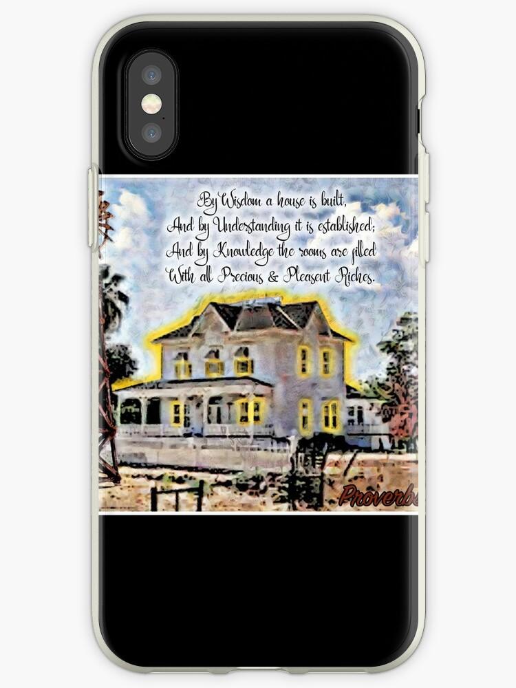 coque iphone 4 proverbe