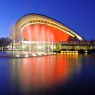 Haus der Kulturen der Welt by metronomad