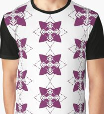 Purple Zazzle Graphic T-Shirt