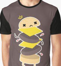 King Burger Supreme Graphic T-Shirt