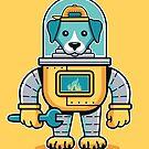 Doggo the Fixer by strangethingsA