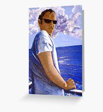 Dave Arnold Greeting Card