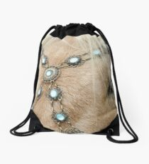 Equine Jewels Drawstring Bag
