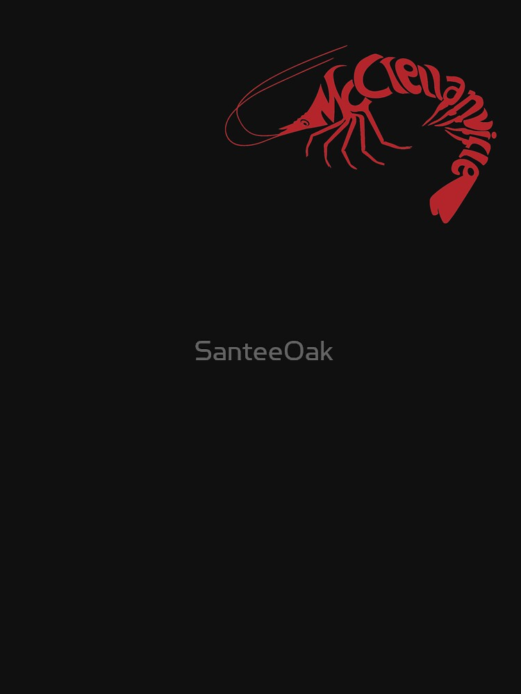 McClellanville Shrimp Logo by SanteeOak