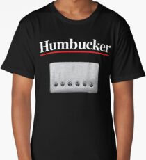 Humbucker. Pickup of the Gods Long T-Shirt