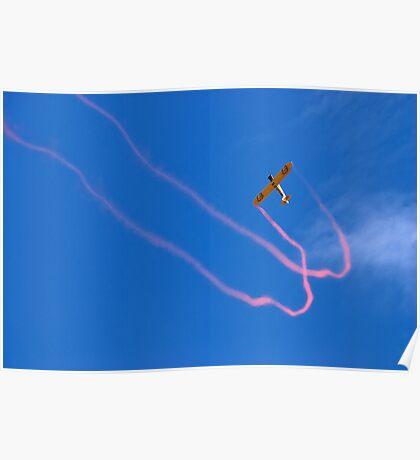 JellyBelly Aerobatics Poster