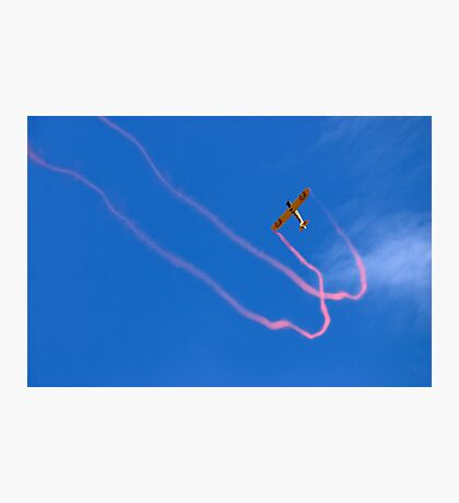 JellyBelly Aerobatics Photographic Print