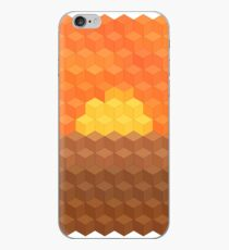 Axonometric Sunset iPhone Case