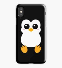 Cute Pinguin iPhone Case/Skin