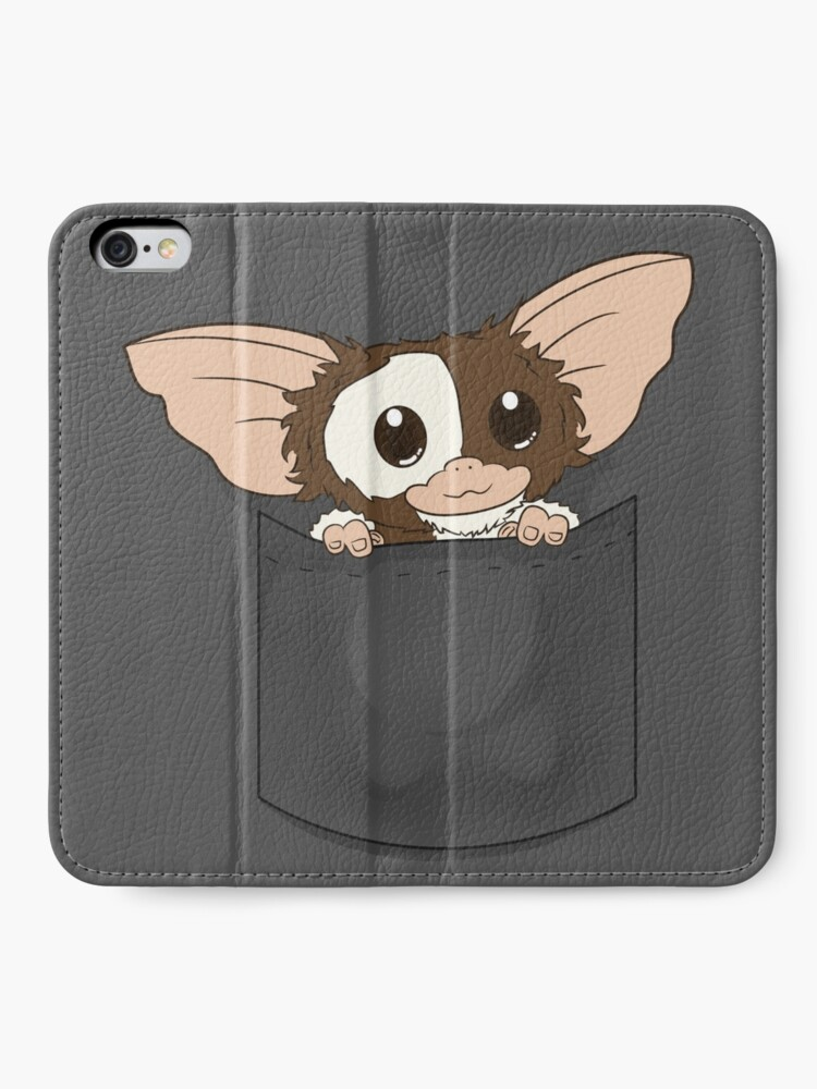 Alternate view of Pocket Monster iPhone Wallet