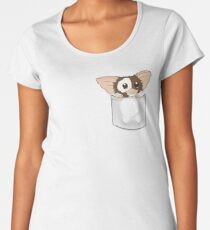 Pocket Gizmo  Women's Premium T-Shirt
