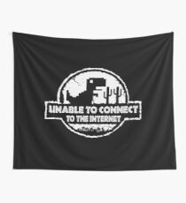 Offline Dinosaur Game Wall Art Redbubble