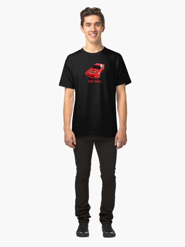 Alternate view of Shift Shirts Thunderous Roar Classic T-Shirt