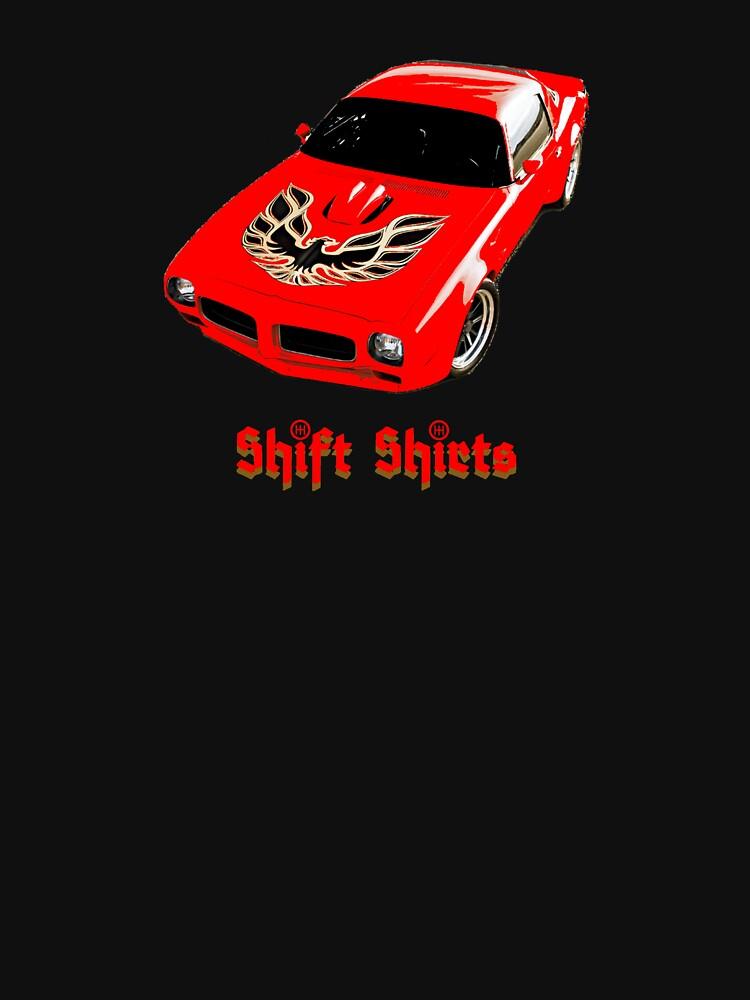 Shift Shirts Thunderous Roar by ShiftShirts