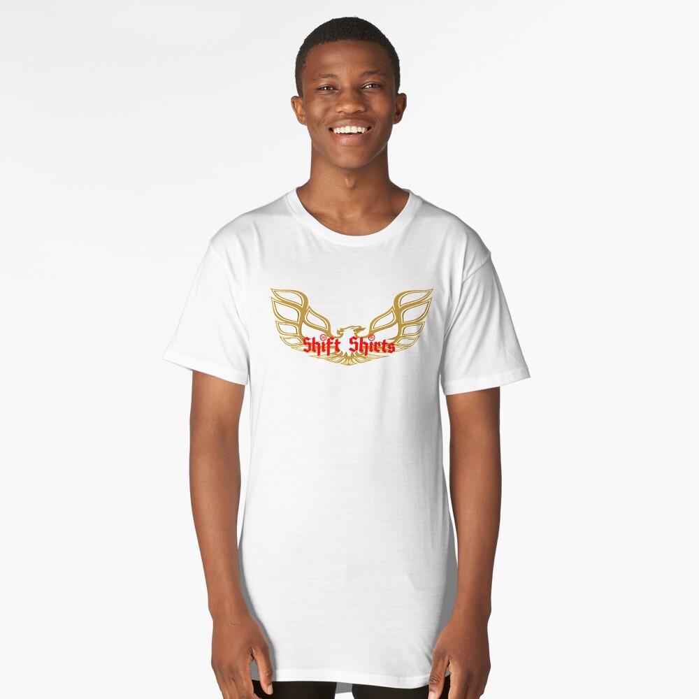 Shift Shirts Thunder Chicken Long T-Shirt Front