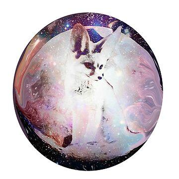 Fennic Fox Space by akslonetwin
