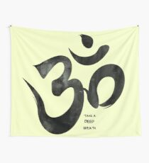 Ohm.  Wall Tapestry