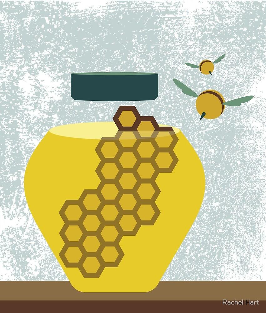 Sweet Honey Bee by Rachel Hart