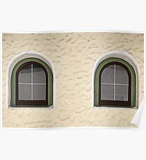 Finkenberg Windows Poster