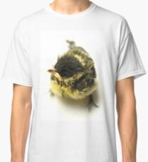 Great Tit Chick Classic T-Shirt