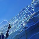 Blue Poly by Zern Liew