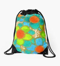 Plain Pretend Drawstring Bag