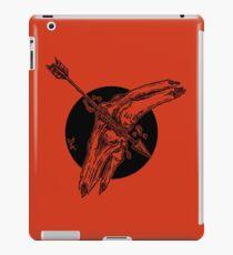 An Arrow in the Knee iPad Case/Skin
