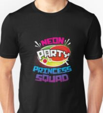 Crown Princess Squad Shirt Design Unisex T-Shirt