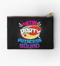 Crown Princess Squad Shirt Design Studio Pouch