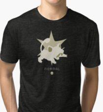 Pokemon Type - Normal Tri-blend T-Shirt