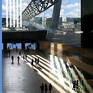 Tate Modern + Oslo S by Zern Liew