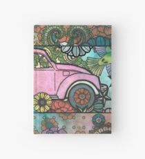Pink Hardcover Journal