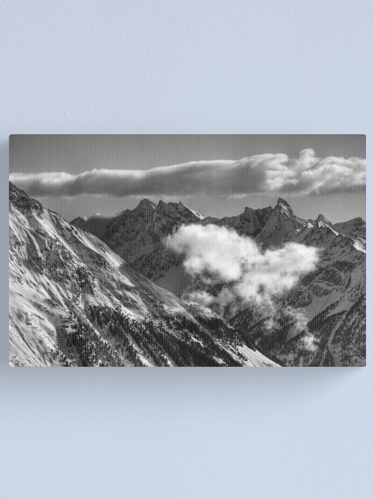 Alternate view of An Afternoon On Penken #08 Canvas Print