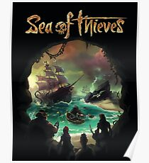 Sea of thieves Poster