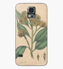 Botanical illustration: Eucalyptus robusta  – State Library Victoria Case/Skin for Samsung Galaxy