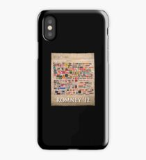 We the people, Romney 2012 iPhone Case/Skin