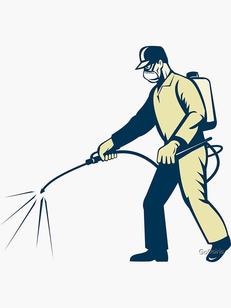 Pest Control Exterminator de GoOsiris