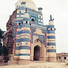 bibi jiwandi tomb broken by HAMID IQBAL KHAN