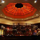Octagon Bar by Nancy Huenergardt